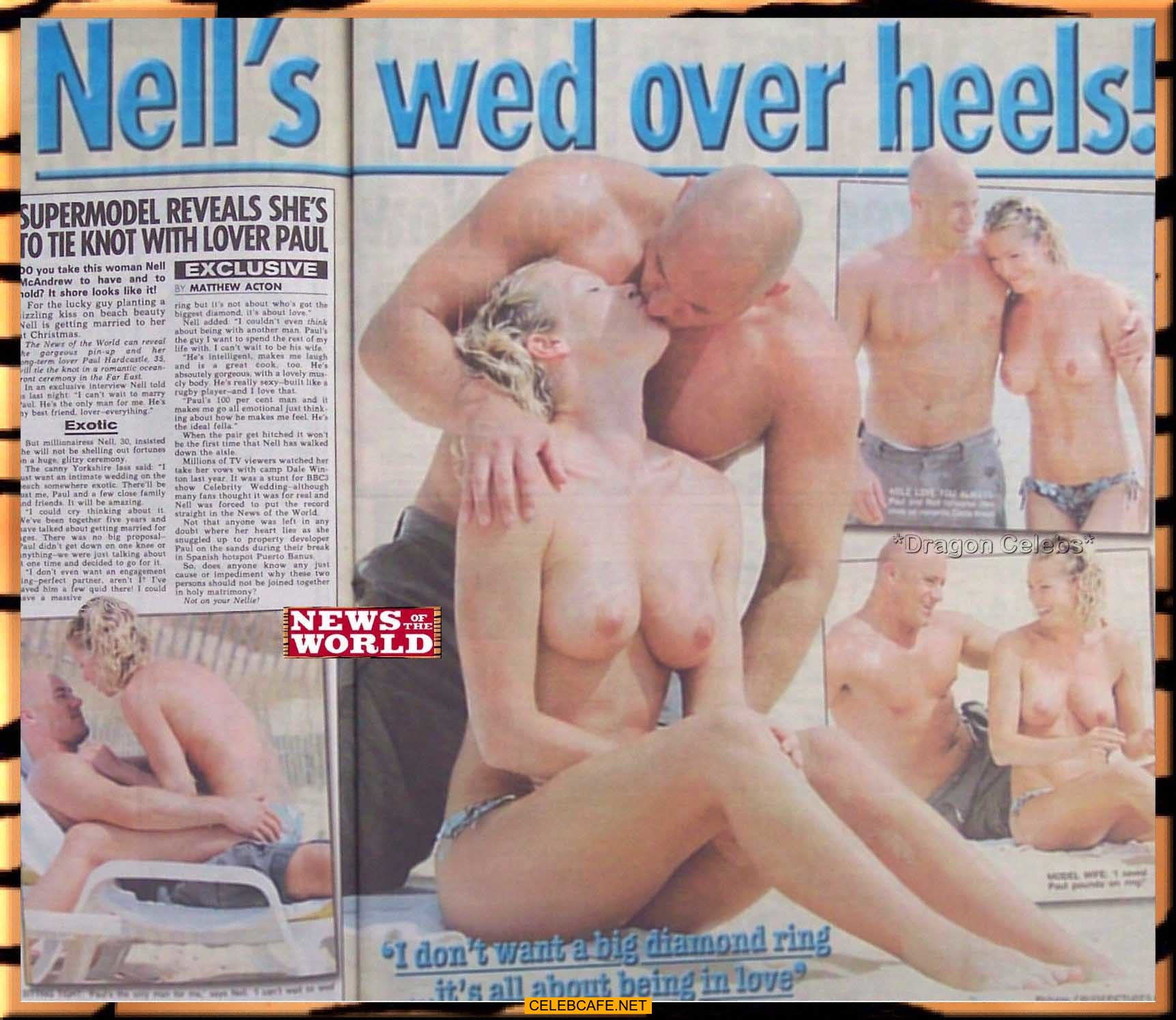 Nude celebrity nell mcandrew pictures and pics