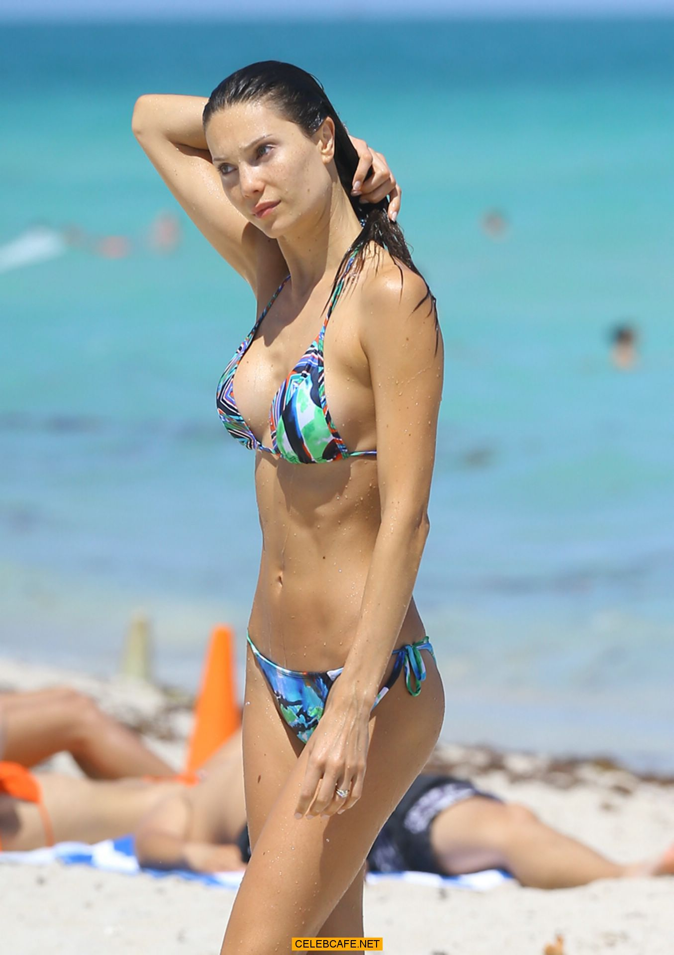 2014 julia pereira looking sexy in bikini in miami total 12 images