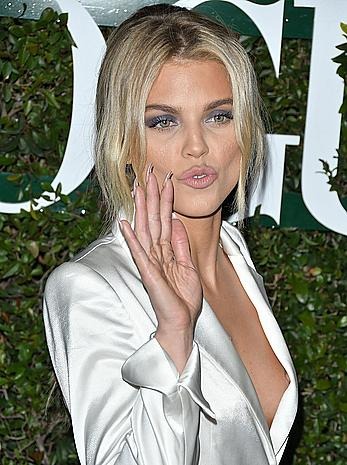 AnnaLynne McCord nipple slip at Teen Vogue's 2019 Young Hollywood Party