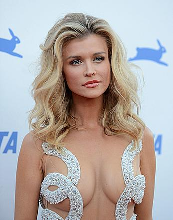 Joanna Krupa looking sexy at PETA 35th Anniversary Party