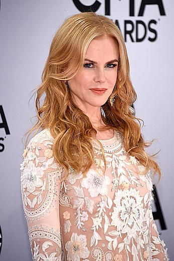 Nicole Kidman see through at 48th annual CMA Awards in Nashville