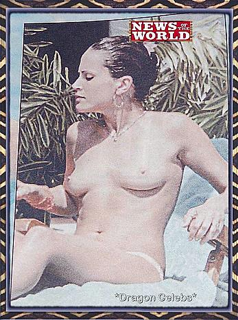 Sophie Anderton topless paparazzi photos