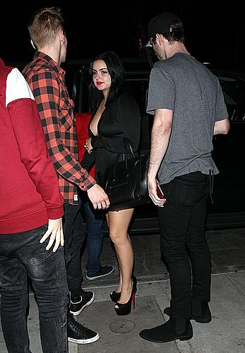 Ariel Winter at the Delilah Club in Los Angeles - 112516  (1)