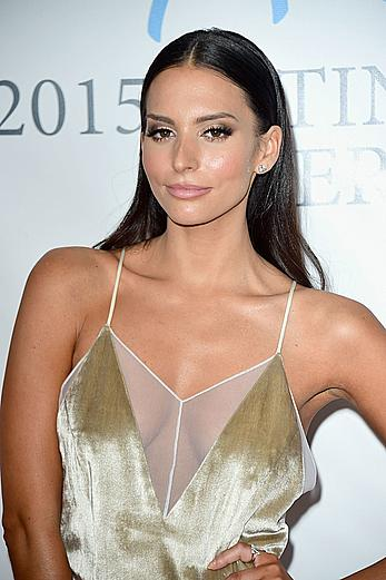 Genesis Rodriguez sexy at 2015 Latin Grammy Person Of The Year