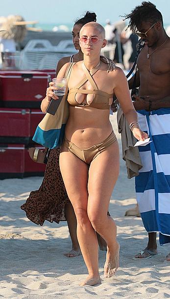 Julieanna Goddard sexy cleavage and ass
