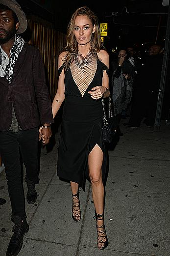 Nicole Trunfio out in West Hollywood