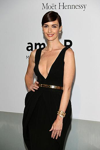 Paz Vega amfARs 21st Cinema Against AIDS Gala