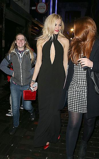 Pixie Lott BRIT Awards 2014 Universal After-Party