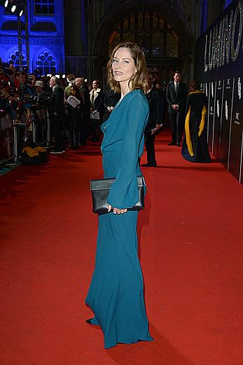 Sienna Guillory ttislip at BFI Luminous Fundraising Gala in London