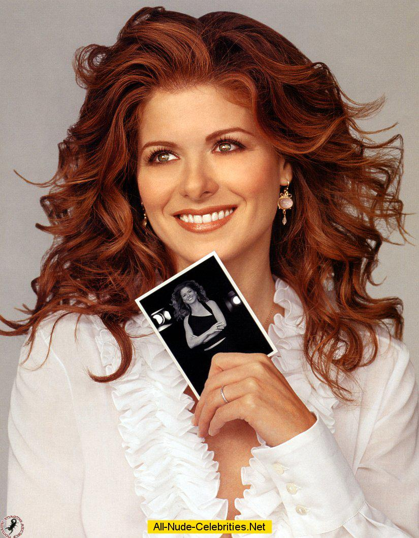 What S Debra Messing S Natural Hair Color