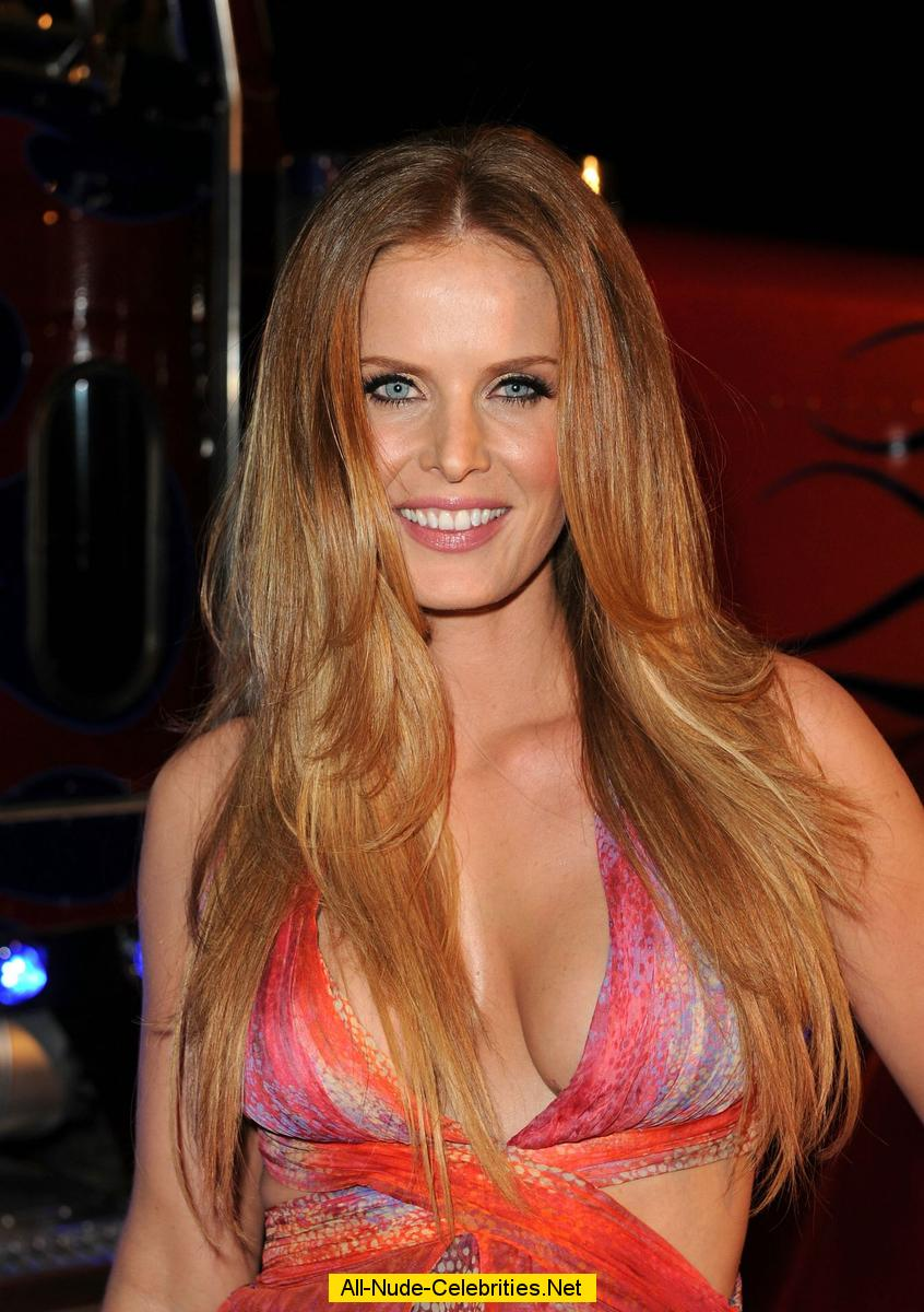 And complacency Photos of rebecca mader bikini right